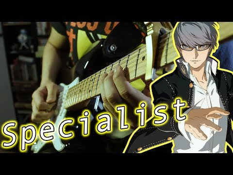 persona 4 quot specialist quot progressive rock cover legendav