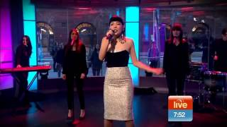 Dami Im - Gladiator - On Channel 7 Sunrise