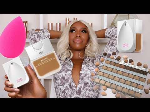 The Good, The Bad, The Ugly…The NEW Beauty Blender Foundation | Jackie Aina