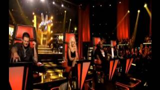 """Nakia Performs """"Forget You"""" On 'The Voice'"""