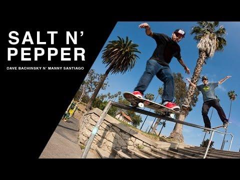 SALT N' PEPPER with Dave Bachinsky & Manny Santiago