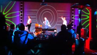 The Dan Band, live medley -- Don't Cha / My Humps / Milkshake