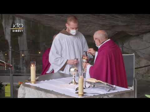 Messe de 10h à Lourdes du 15 mars 2021