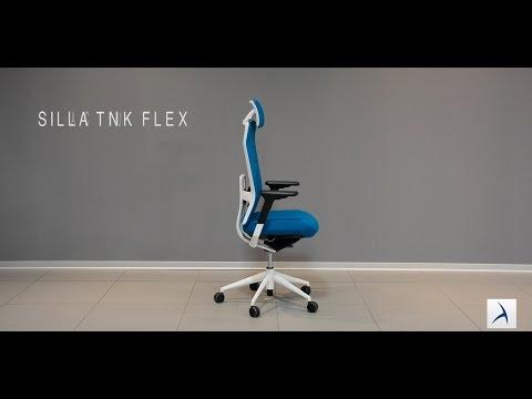 Videoanálisis silla de oficina TNK Flex de Actiu