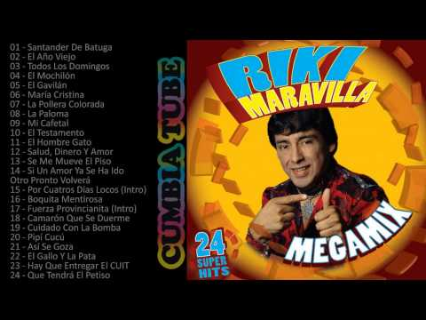 Riki Maravilla - Megamix Enganchados