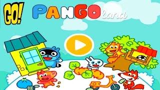 Pango land Панго Лэнд  играем вместе с Best Kids Apps игровой МУЛЬТ на Русском Языке