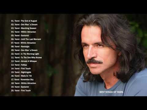 The Best Of YANNI - YANNI Greatest Hits Full Album 2021 - Yanni Piano Playlist