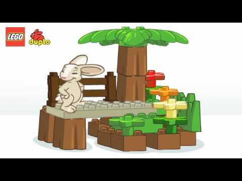 Vidéo LEGO Duplo 6156 : Le safari