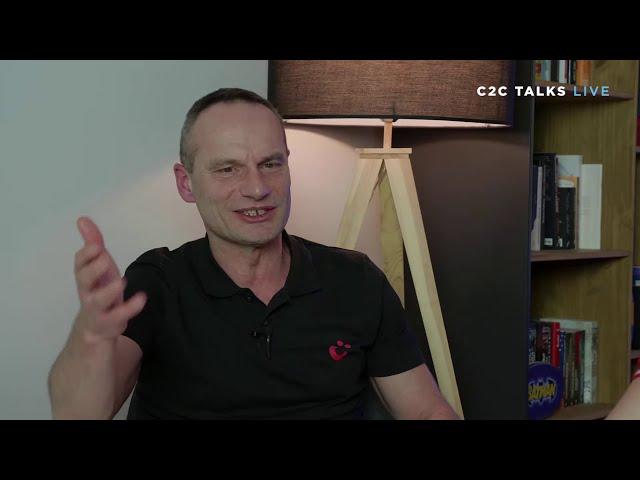 C2C Talks - David Fojtík Humancraft - Leadership v digitální době