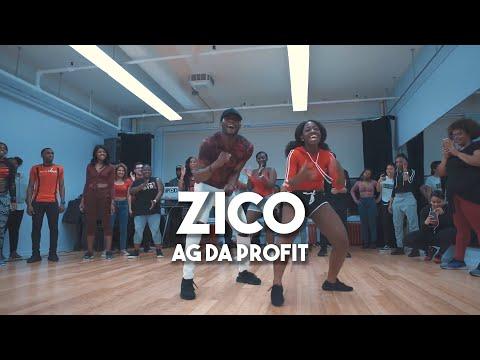 Ag Da Profit - Zico   Meka Oku & Marjo Bona Choreography (NYC AFRO Class)