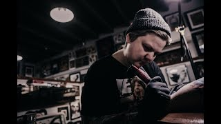 How To Improve As A Tattoo Artist | Literary Ink Founder Jennifer Edge | High Level Clips
