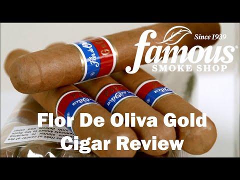 Flor De Oliva Gold video