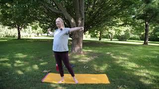 Protected: July 18, 2021 – Frances Notarianni – Hatha Yoga (Level II)