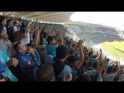 """""""Recibimiento a Belgrano vs Talleres copa BBVA GOPR6200"""" Barra: Los Piratas Celestes de Alberdi • Club: Belgrano"""