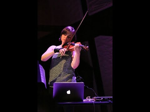 "Andersen: ""Lake"" for violin and electronics. Performed at National Sawdust during the 2017 New Music for Strings festival"