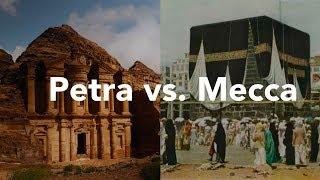 Petra vs Mecca - Using Quran to Debunk Dan Gibson's Sacred City Argument