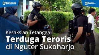 Kesaksian Tetangga Terduga Teroris di Nguter soal S yang Baru Ditangkap Densus 88 di Ceper, Klaten