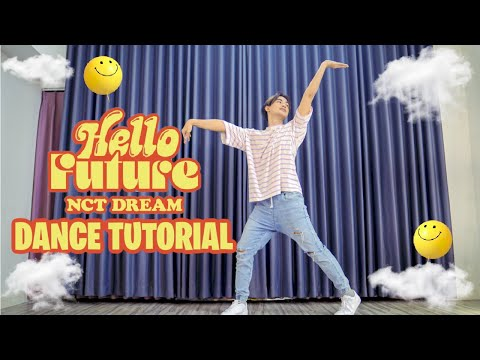 nct dream 39 hello future 39 dance tutorial step by step id