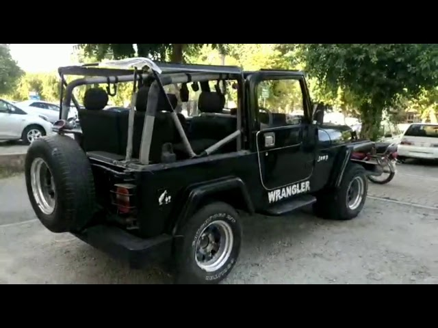 Jeep Cj 7 CJ-7 1968 for Sale in Islamabad