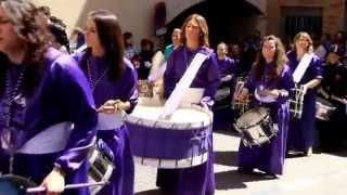 preview picture of video 'Rompida de la hora 2014. L'Alcora - Castellón'