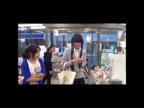 万引き防止動画 <制作:倉敷市立水島中学校>