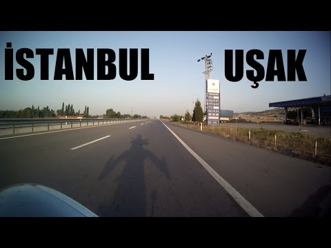 Yolculuk Muhabbeti - Istanbul - Usak