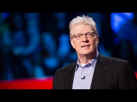 How to escape education's death valley | Sir Ken Robinson