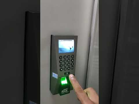 Lift Access Control System For Schindler Lift