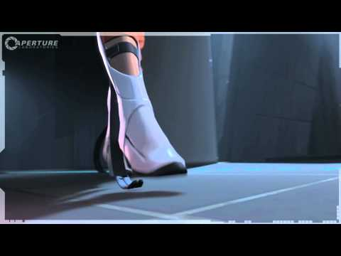 These Portal 2 Boots Were Made For Not Dying Painfully