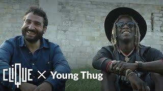 """Clique x Young Thug """"ATLIEN"""""""
