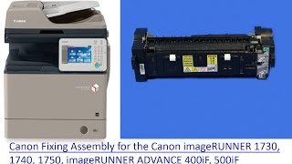 Xerox WorkCentre 4150 Fuser Maintenance Kit Replacement