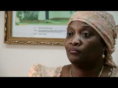 Charles Taylor's ex-wife: 'He's not responsible for Sierra Leone war crimes'