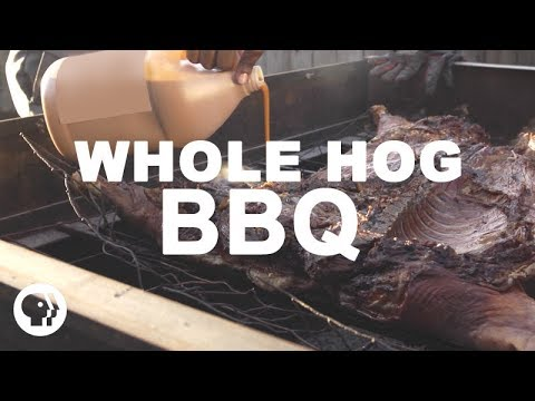 Whole Hog BBQ - South Carolina Style