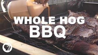 Whole Hog BBQ   South Carolina Style