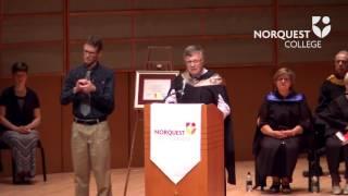 2017 NorQuest College convocation (PM)