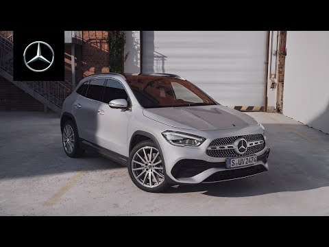 Mercedes-Benz GLA (2020): The Design