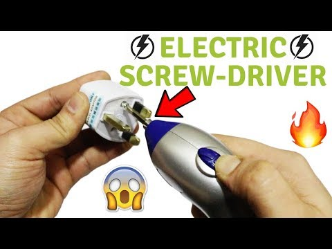 Electric Screw driver | Unboxing & Review | Tech Unboxing 🔥