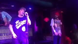 Tiro de Gracia - Corsario universal (en vivo, Club Subterráneo 2017)