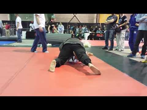David Vs Goliath   BJJ Version   How To Defeat A Larger Opponent