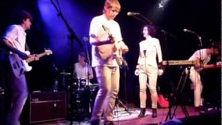"""Young Galaxy - """"We Have Everything"""" (Live at Paradiso, Amsterdam, October 26th 2011) HQ"""