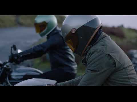 Introducing Triumph Motorcycles Lifestyle Autumn Winter 20 collection.