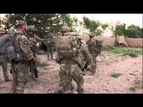 "Royal Marines: Mission Afghanistan ""Venus Fly Trap"" (1 сезон, 2 серия)"