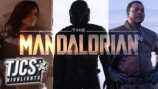 Star Wars: The Mandalorian Looks Fantastic