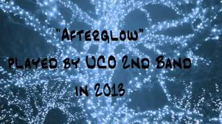 ''Afterglow'' played by UCO 2nd Ensemble