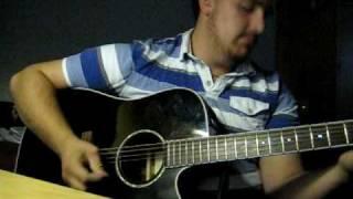 Steven Gallant- That train(Doc Walker cover)