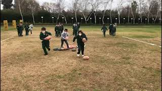 Rugby primary extratrainings 2021