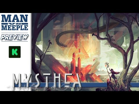 Mysthea Preview by Man Vs Meeple