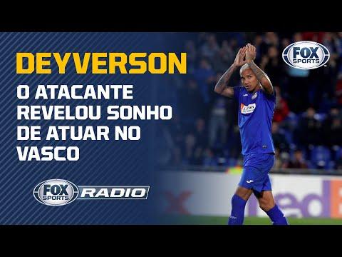 DEYVERSON NO VASCO? Veja debate no 'Fox Sports Rádio'