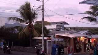 preview picture of video 'Galapagos - Puerto Ayora na Santa Cruz'