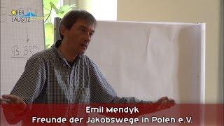 preview picture of video 'Zukunftswerkstatt VIA REGIA - Emil Mendyk - Mai 2014 Schloss Königshain'
